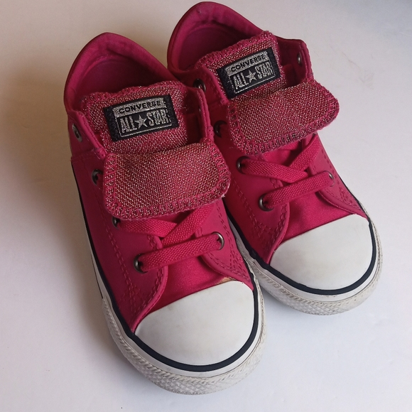 CONVERSE ALL STAR MADDIE DOUBLE TONGUE